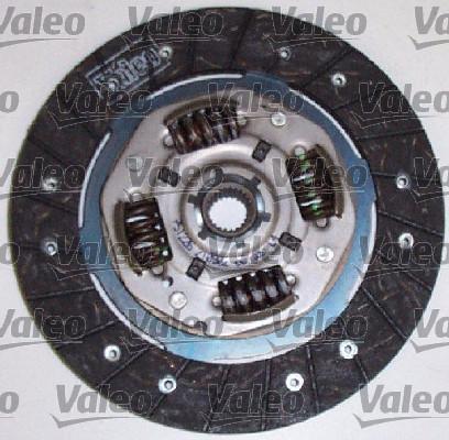 Kit d'embrayage - VALEO - 801446