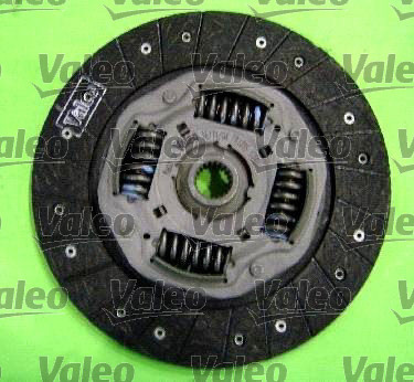Kit d'embrayage - VALEO - 801451