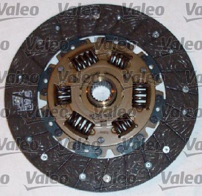 Kit d'embrayage - VALEO - 801474