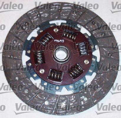 Kit d'embrayage - VALEO - 801489