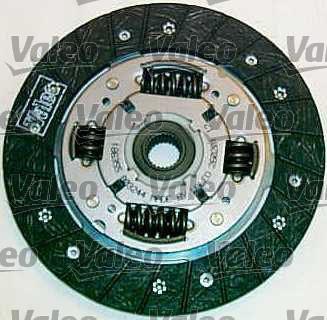 Kit d'embrayage - VALEO - 801577