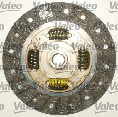 Kit d'embrayage - VALEO - 801591