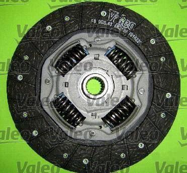 Kit d'embrayage - VALEO - 801943