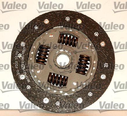 Kit d'embrayage - VALEO - 801946
