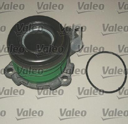 Dispositif de débrayage central, embrayage - VALEO - 804503