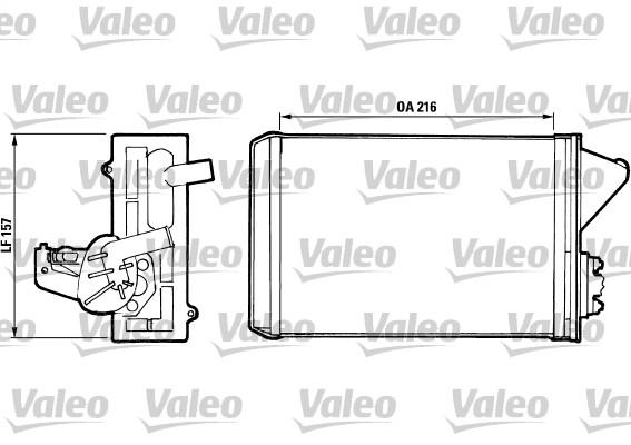 Système de chauffage - VALEO - 811397