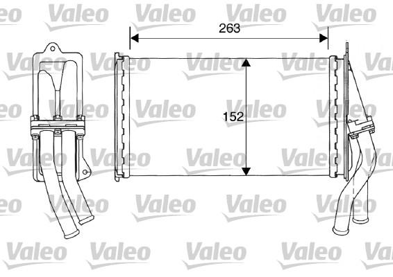 Système de chauffage - VALEO - 812015