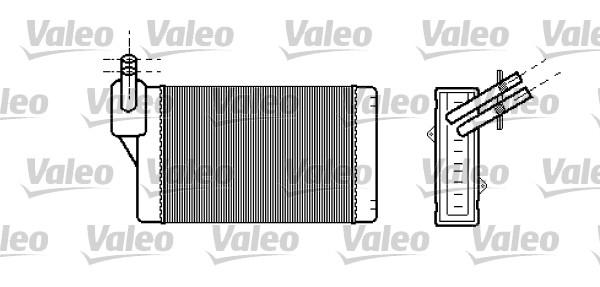 Système de chauffage - VALEO - 812030