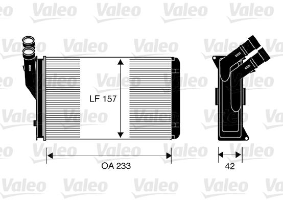 Système de chauffage - VALEO - 812044