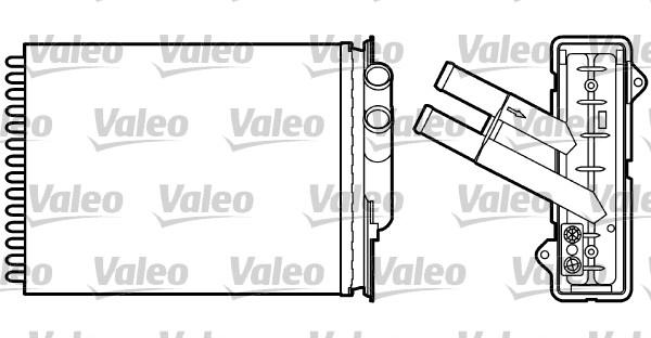 Système de chauffage - VALEO - 812049