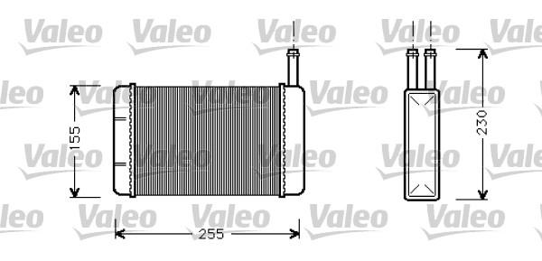 Système de chauffage - VALEO - 812057