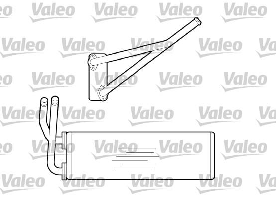 Système de chauffage - VALEO - 812072