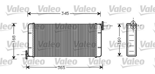 Système de chauffage - VALEO - 812084
