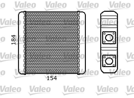 Système de chauffage - VALEO - 812107