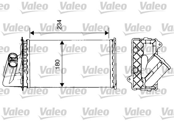 Système de chauffage - VALEO - 812112