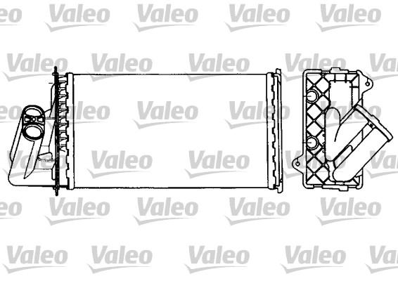 Système de chauffage - VALEO - 812113
