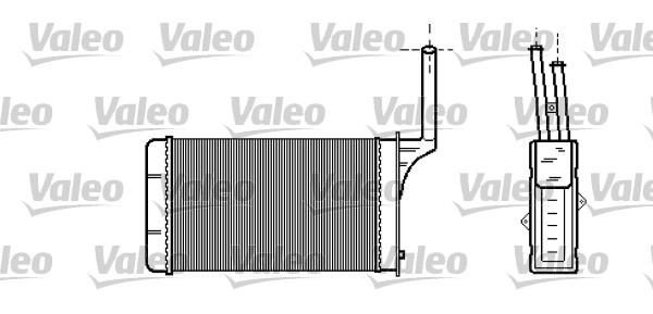 Système de chauffage - VALEO - 812114