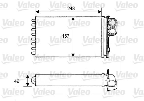 Système de chauffage - VALEO - 812115