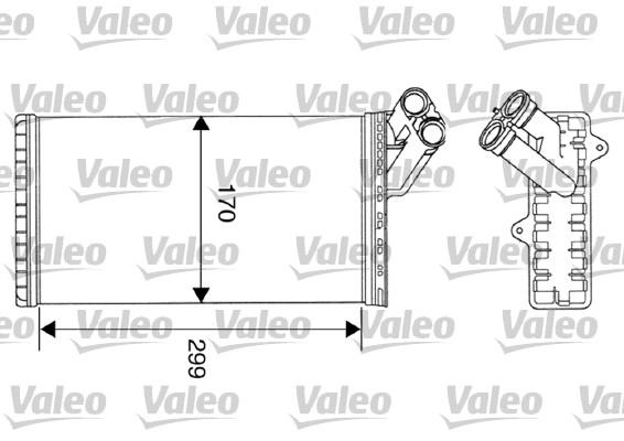 Système de chauffage - VALEO - 812116