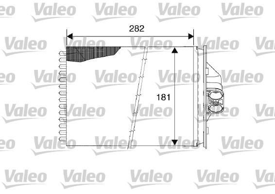 Système de chauffage - VALEO - 812119