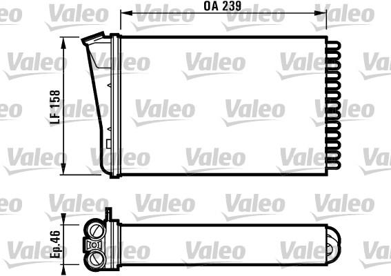Système de chauffage - VALEO - 812126