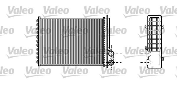 Système de chauffage - VALEO - 812139