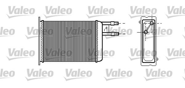Système de chauffage - VALEO - 812141