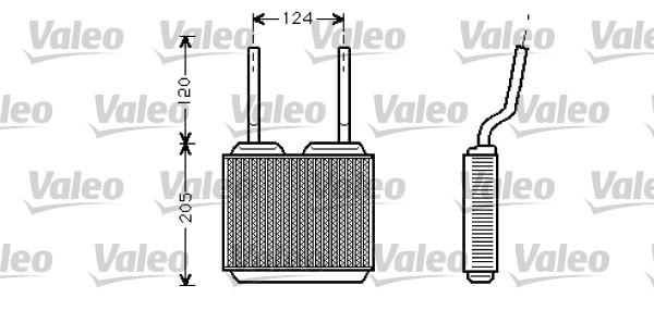 Système de chauffage - VALEO - 812146