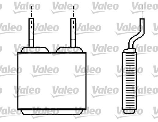 Système de chauffage - VALEO - 812149