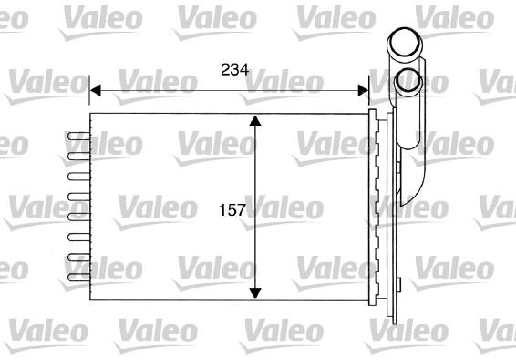 Système de chauffage - VALEO - 812157