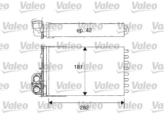 Système de chauffage - VALEO - 812181
