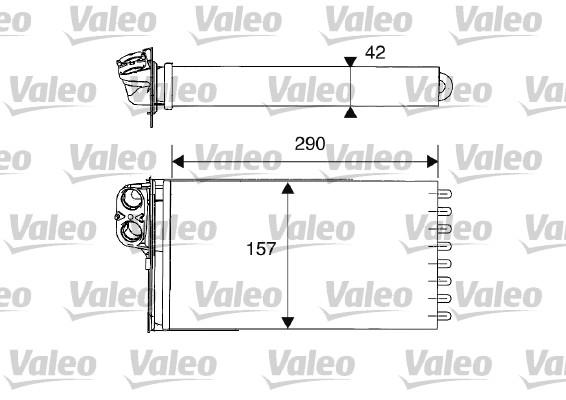 Système de chauffage - VALEO - 812212