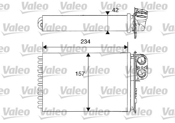 Système de chauffage - VALEO - 812215