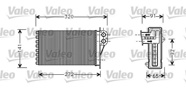 Système de chauffage - VALEO - 812221