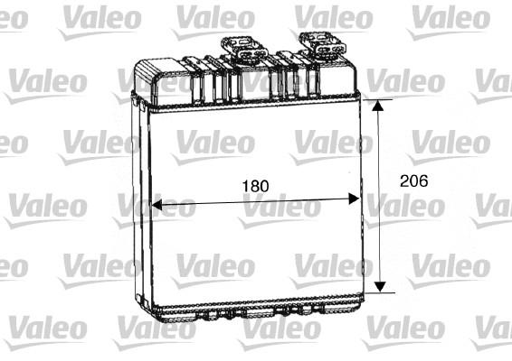 Système de chauffage - VALEO - 812222