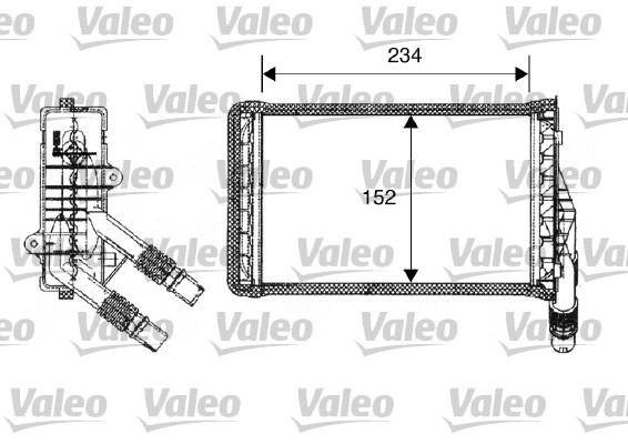 Système de chauffage - VALEO - 812223