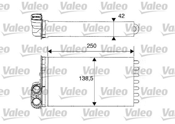 Système de chauffage - VALEO - 812234