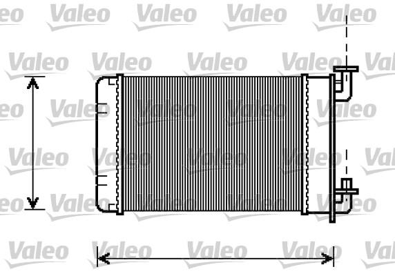 Système de chauffage - VALEO - 812238