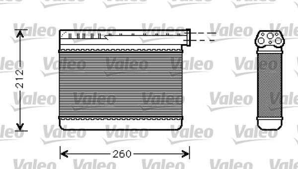 Système de chauffage - VALEO - 812240