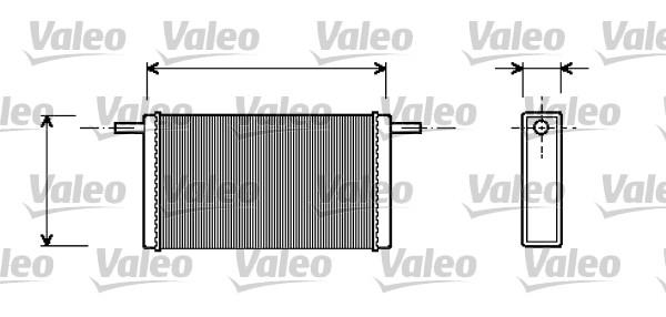 Système de chauffage - VALEO - 812245