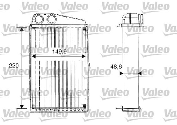 Système de chauffage - VALEO - 812247