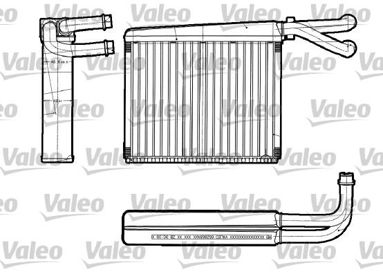Système de chauffage - VALEO - 812251