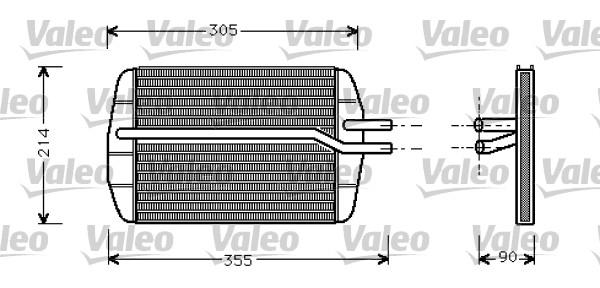 Système de chauffage - VALEO - 812272