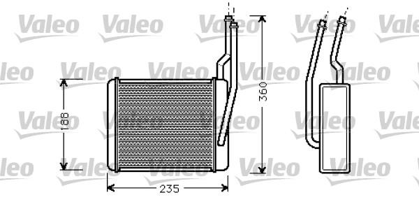 Système de chauffage - VALEO - 812274