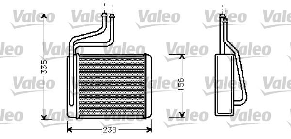 Système de chauffage - VALEO - 812275