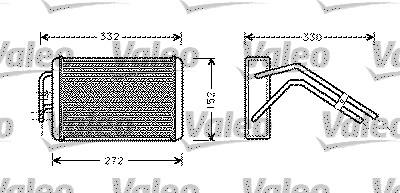 Système de chauffage - VALEO - 812277