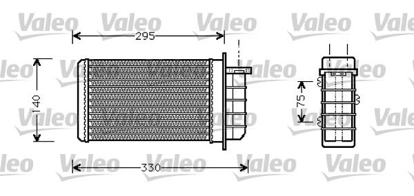 Système de chauffage - VALEO - 812281