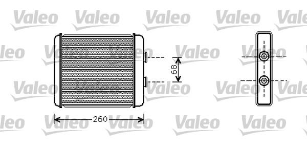 Système de chauffage - VALEO - 812284