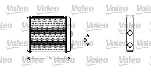 Système de chauffage - VALEO - 812285