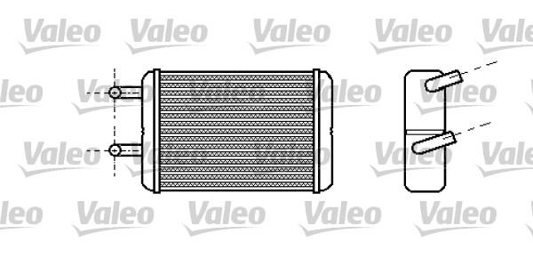 Système de chauffage - VALEO - 812286